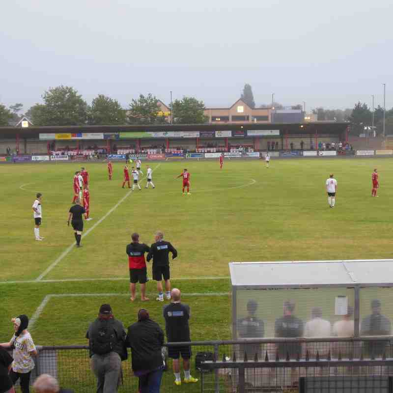 Bideford vs Tavistock - 03/08/18