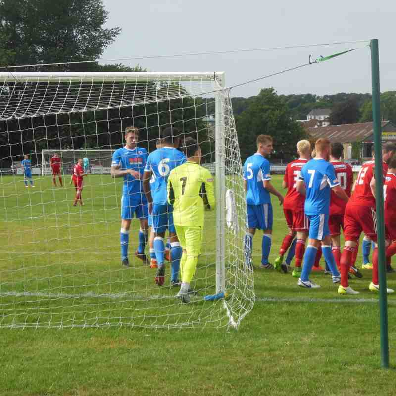 Bideford vs Larkhall Athletic - 18/08/18