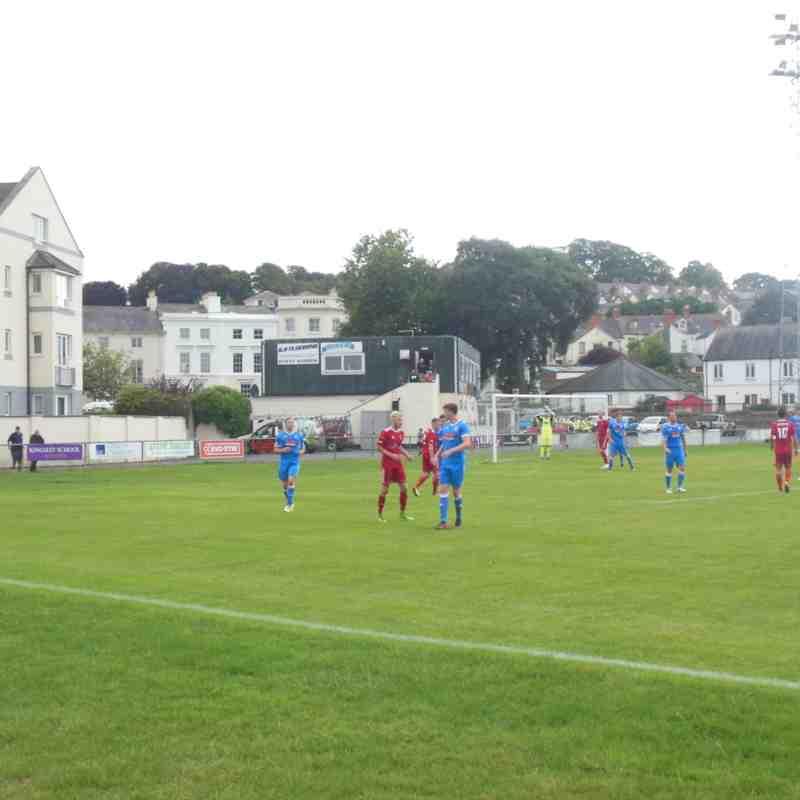 Bideford vs Larkhall Athletic - 18/08/18