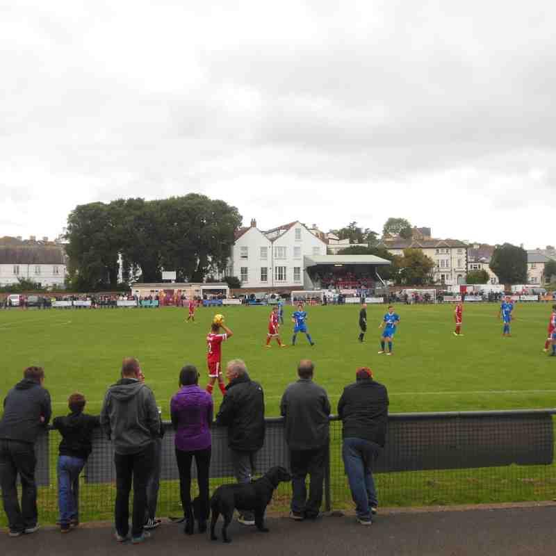 Bideford vs Barnstaple Town - 27/08/18