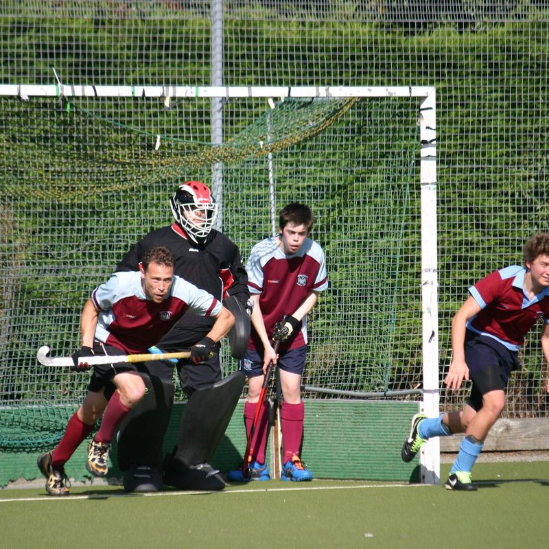 Mens 4th XI lose to Maidenhead [3] Magicians 1 - 0