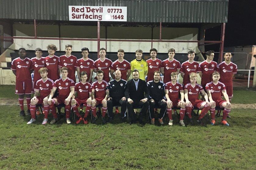 Under 18s lose to Weston-super-Mare 5 - 2
