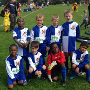 Wealdstone U7C V Magix Youth