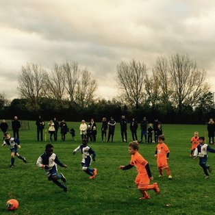 Wealdstone U7C V Elite Magic