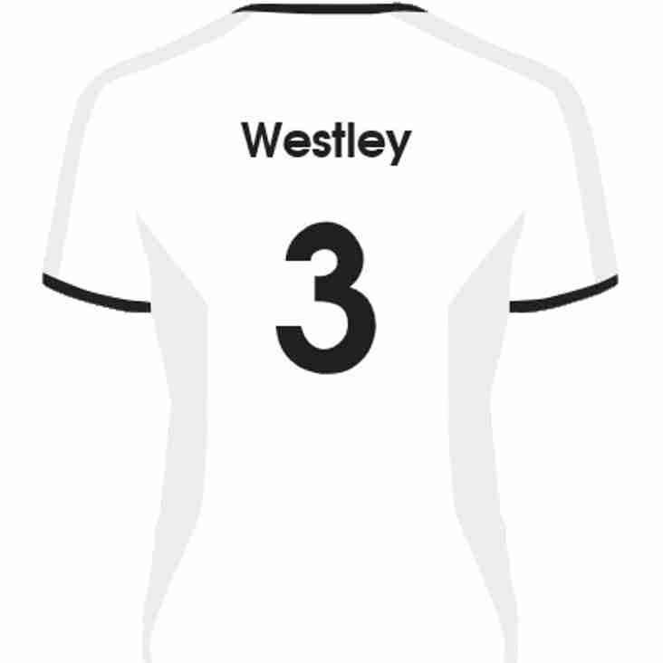 Matthew Westley named as new Captain!