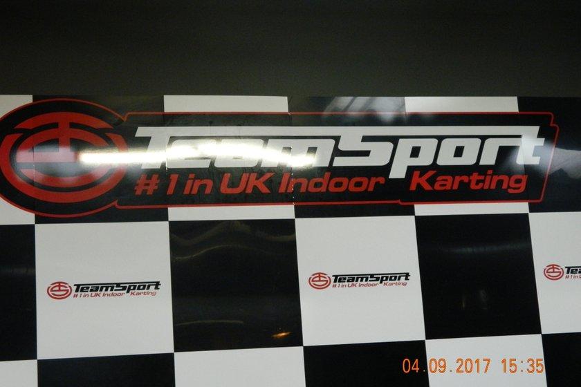 U 15's Go Racing