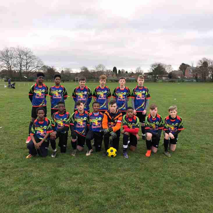 Winning start for Premier Colts