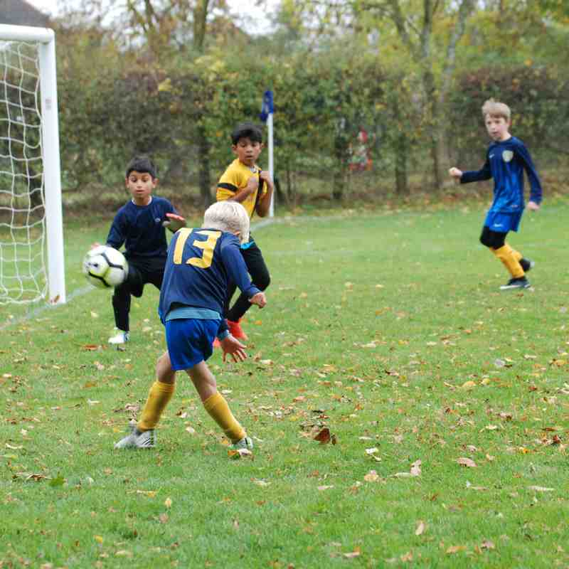 Coyotes U10s V West Herts Stags