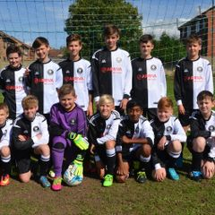 Sheffield Cup Match - Under 13s v Kiveton Park