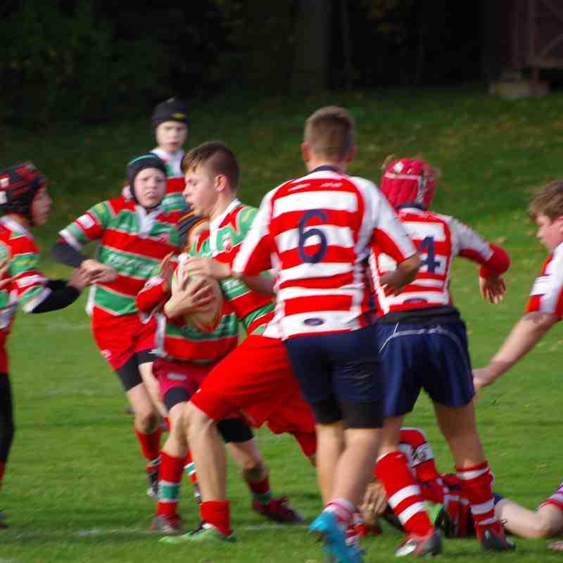 Warrington vs Sefton