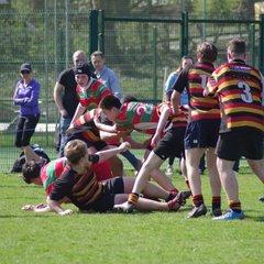 Warrington vs Heaton moor
