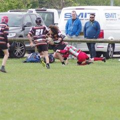 Warrington vs Tarleton part 1