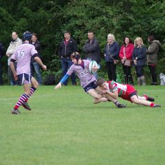 Warrington vs Birkenhead park