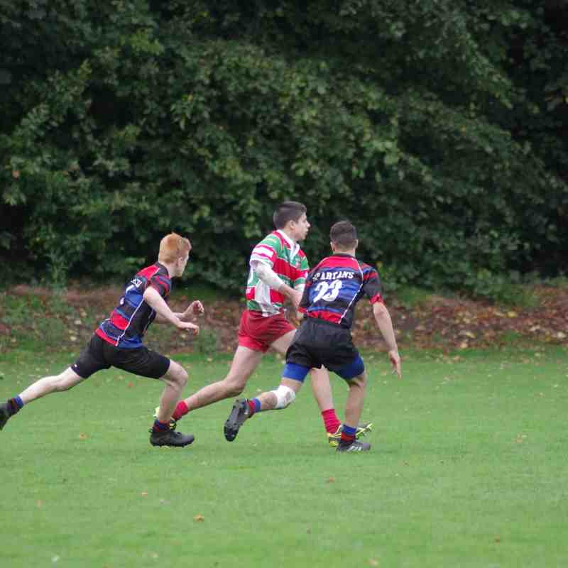 Warrington vs Glossop