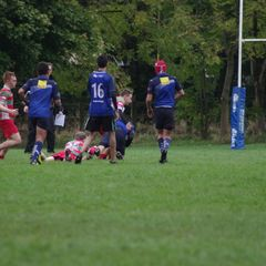 Warrington vs Macclesfield part 2