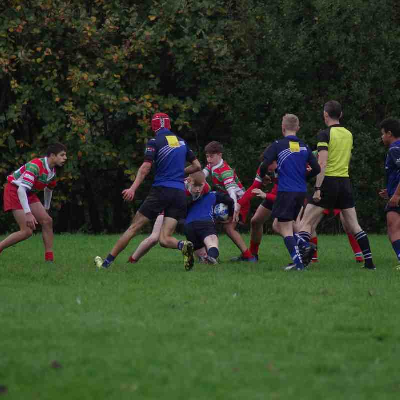 Warrington vs Macclesfield part 1