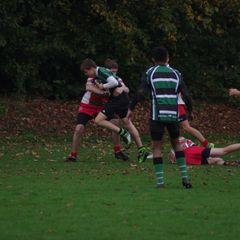 Warrington vs Lymm
