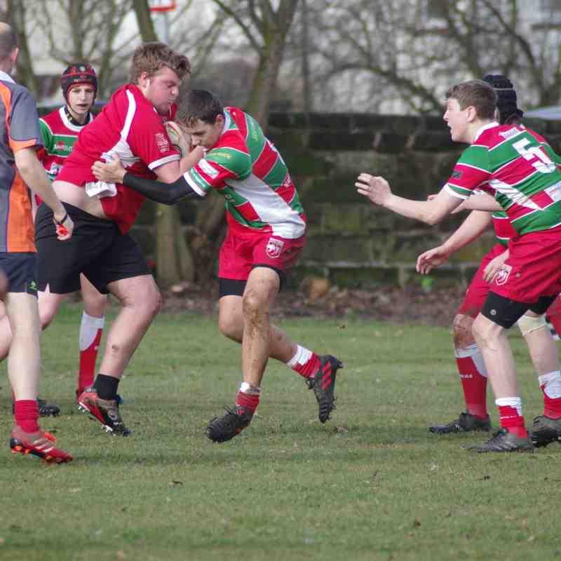 Warrington vs Chester pt2