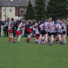 Warrington vs Wigan cup final
