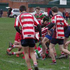 Warrington vs Sefton u16's 2nd game