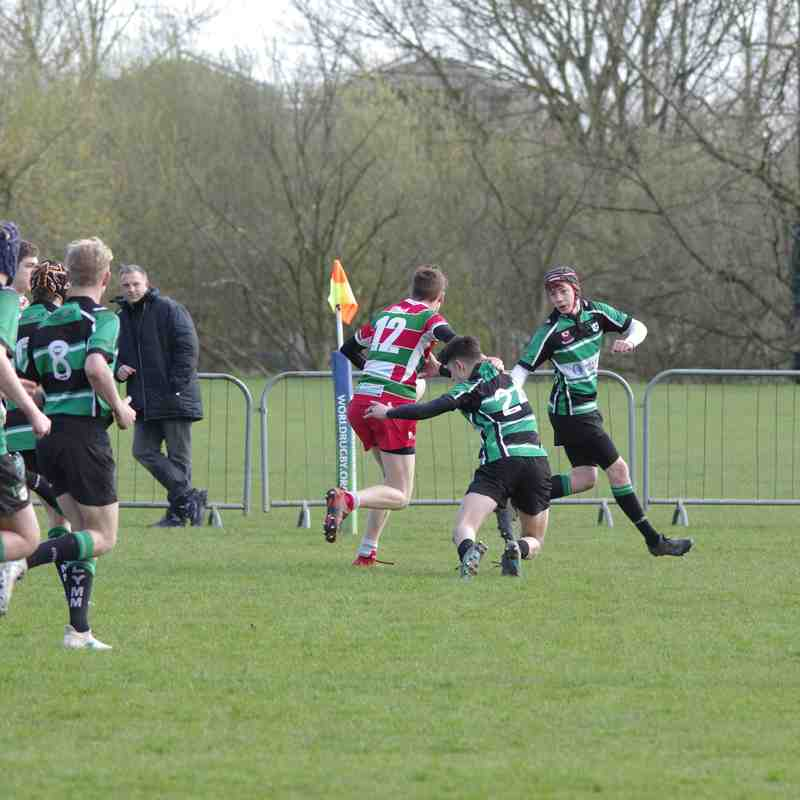 Warrington vs Lymm / Ashton