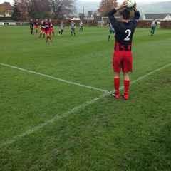 Steeton Reserves 1-2 Holmfirth Town
