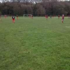 Honley 5-2 Holmfirth Town