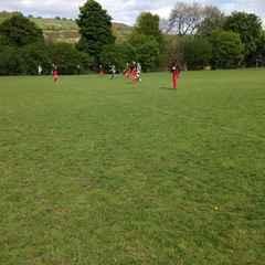 Holmfirth Town 4-1 Steeton Res