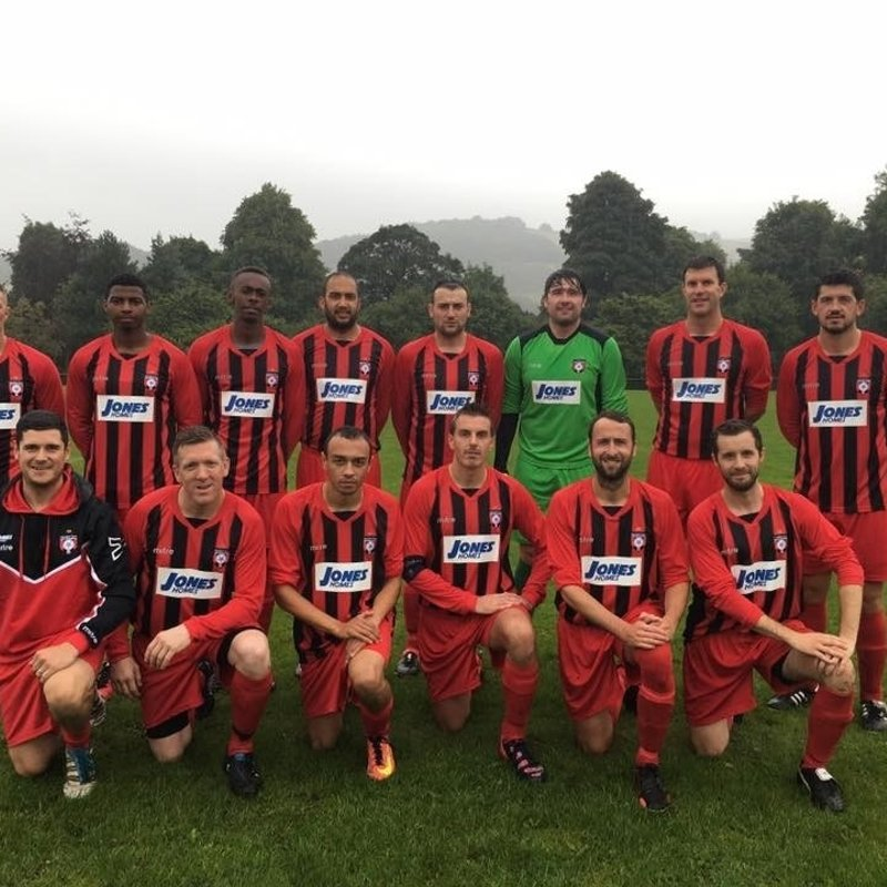 Holmfirth Town 3-1 Britannia Sports