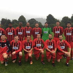 Holmfirth Town 3-1 Britannia Sports