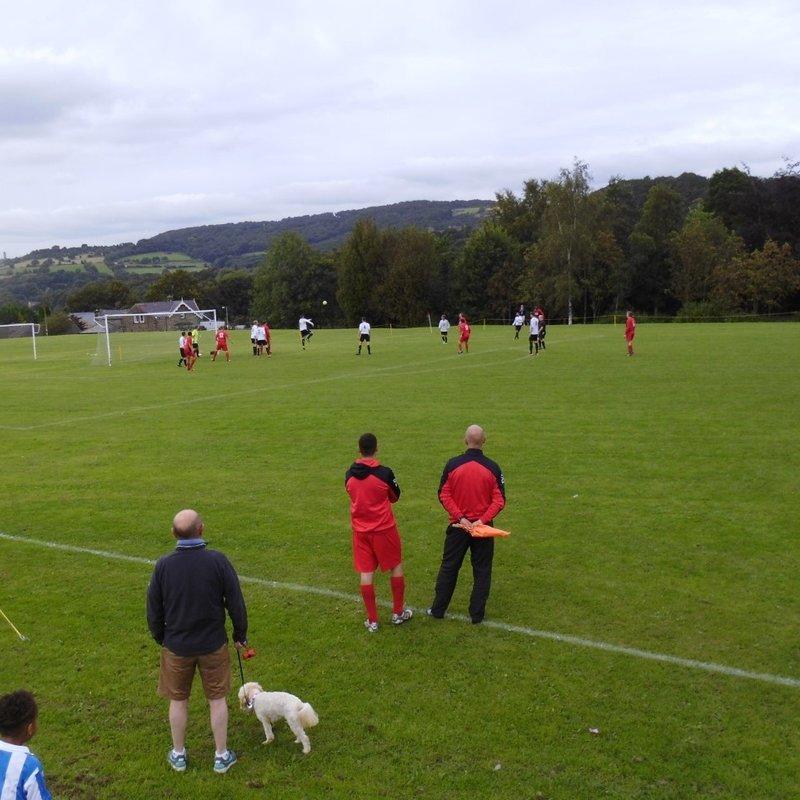 Holmfirth Town 3-2 Thornton United