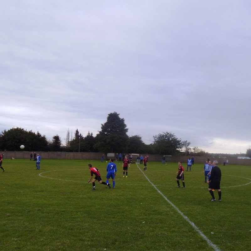 Maltby Main Res 2-2 Holmfirth Town (4-3 Pens) (4-4 AET)