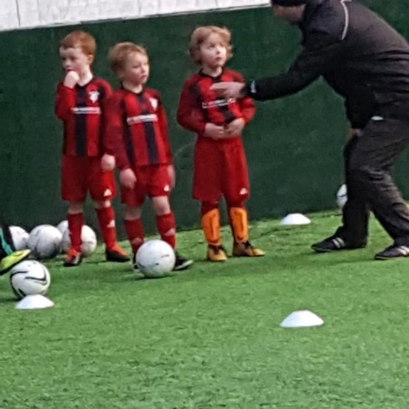 Under 5s now in progress