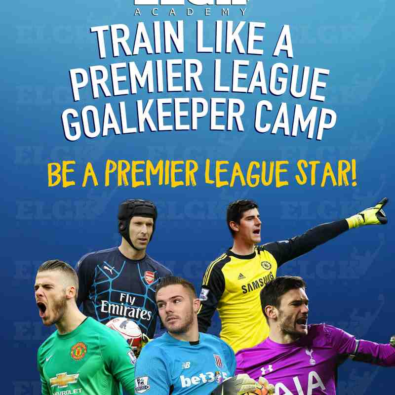 Goalkeeper Training - ELGK Academy