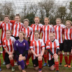 Southampton Saints U16 v Crofton Saints 25th Feb 2017