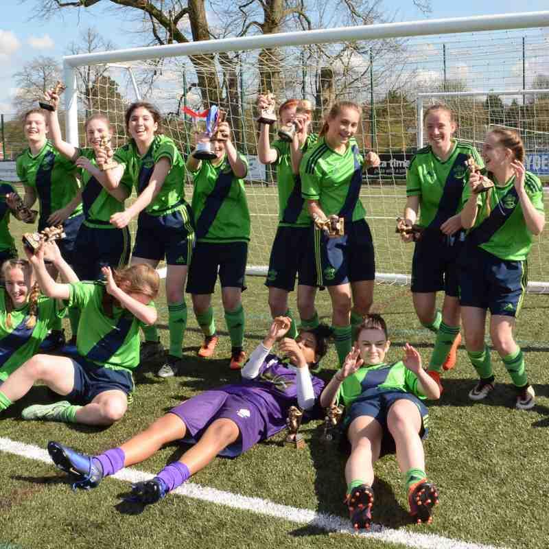 U16 Hants County Cup Final 2017/2018