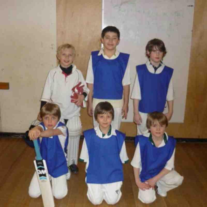 U11 Bingham Indoor teams