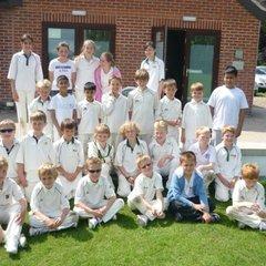 2012 Kwik Cricket Festival