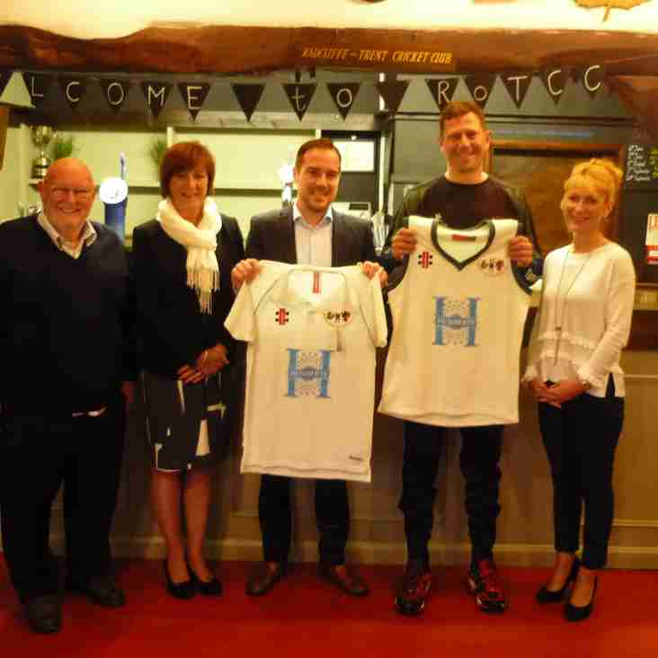 New First Team Sponsorship deal achieved
