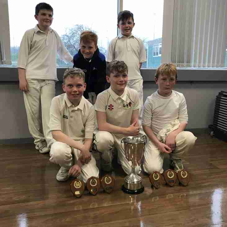 Bingham u11 Indoor Finals