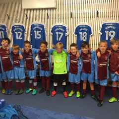 Posh Mascots and Penalty Takers