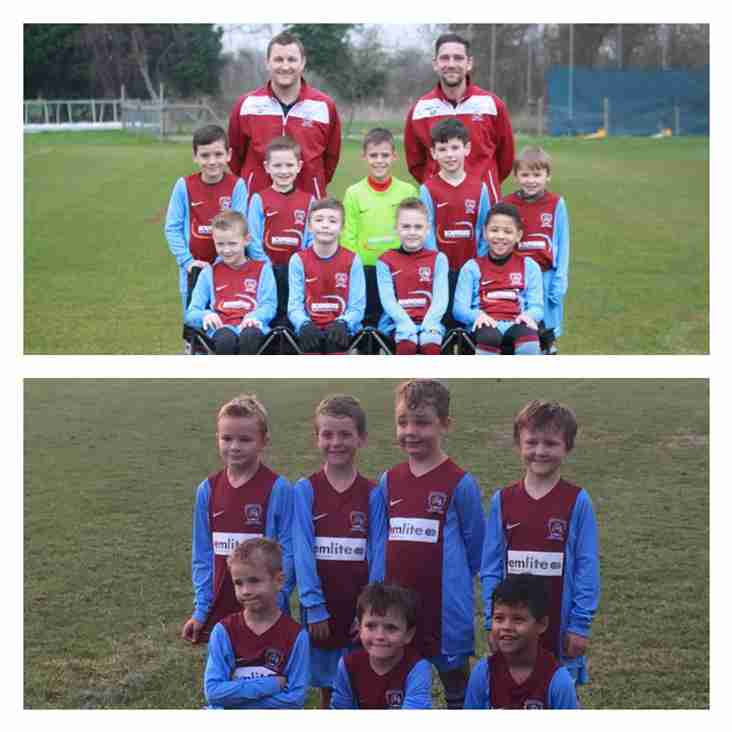 Under 8's on the hunt for new players for Under 9's season