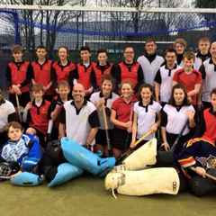 Pippins narrowly defeated 1-0 by Mens 6/7/8 and Womens 3/4/5 XI