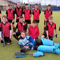 Worcester Boys Under 14's come 3rd in Regional Tournament at Bath University