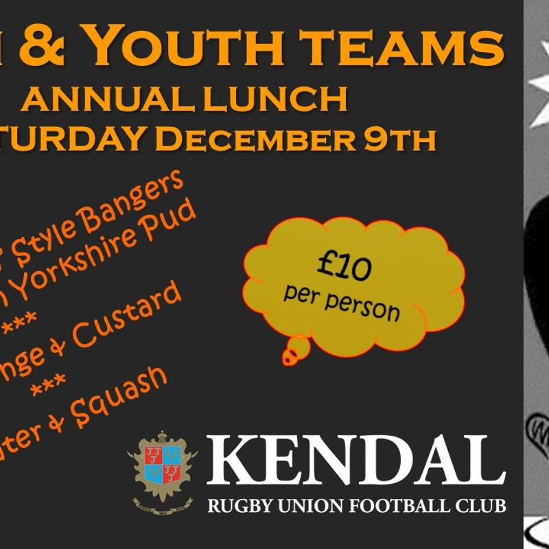 Mini and Youth Annual Lunch
