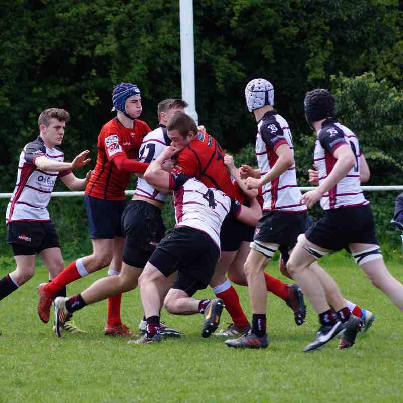 Junior Colts v Bowdon - Cheshire Cup Semi Final 23rd April