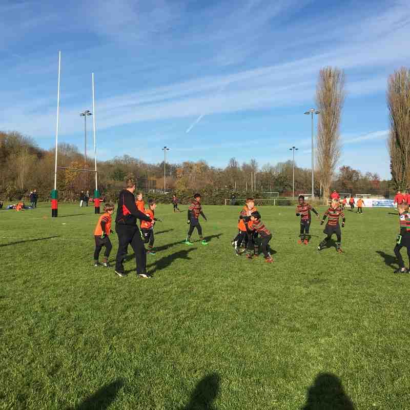 Sunday Morning Training in the sunshine