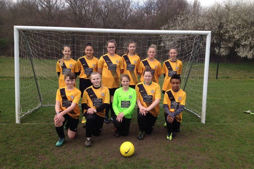 Waveney Lionesses V Beccles Town Youth