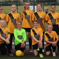 Under 13 Lionesses  lose to Beccles FC 4 - 0