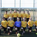 F.C. Bungay Town Black Dogs U14 Girls vs. Waveney  Lionesses F.C. U14 Girls